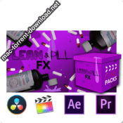 CinePacks Lean and Pill FX icon