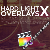 Rampant Design Tools Hard Light Overlays X icon