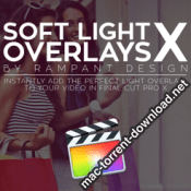 Rampant Design Tools Rampant Soft Light Overlays X icon
