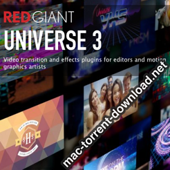 Red Giant Universe 3 icon