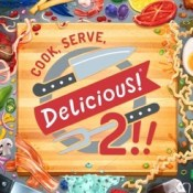 Cook Serve Delicious 2 icon
