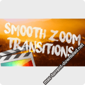 Smooth Zoom Transitions for Final Cut Pro X icon