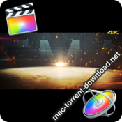 Space Trailer for Apple Motion and FCPX 22866719 icon