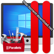 Parallels Desktop and Toolbox icon