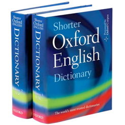 Shorter Oxford English Dict icon