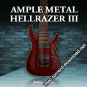 Ample Sound Ample Guitar Metal Hellrazer iii icon