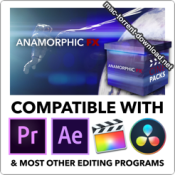 CinePacks Anamorphic FX icon