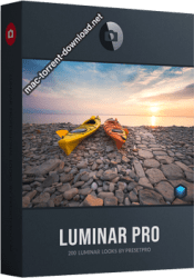 Luminar Looks Pro Collection box icon