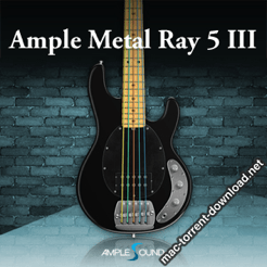 Ample Sound Ample Bass Metal Ray5 v3