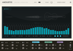 Sampleson Akoustic Spectral Synthesizer icon