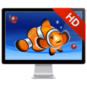 Aquarium Live HD Screensaver icon