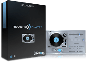 StudioLinked Record Player icon