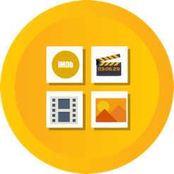 Video Snapshot and Collage icon