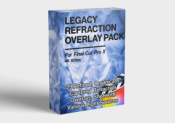Legacy Refraction Overlay Pack for Final Cut Pro icon