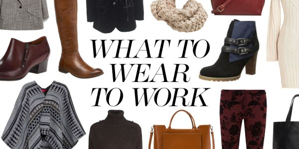 Cold Weather Office Style Warm Looks for the Office