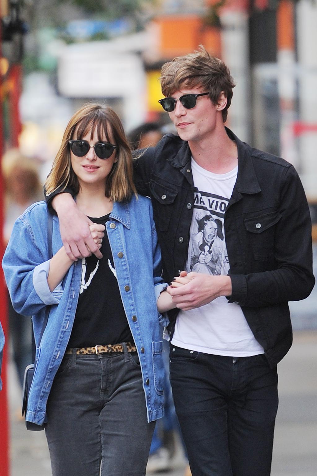 Dakota Johnson And Matthew Hitt Reportedly Split