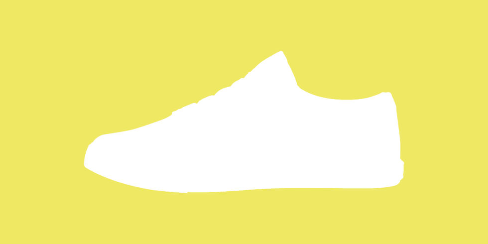 """These can be a great option because they provide shock absorption and cushioning because of their sneaker-type foundation. Look for brands and styles that have an arch inside, or slip one in. But remember, these should not be used for workouts or as a shoe for extended walking. Use them to walk to and from work instead, for example."""