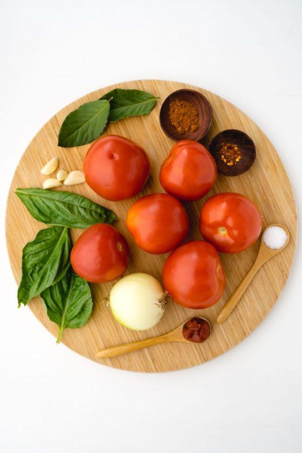 salsa napolitana natural