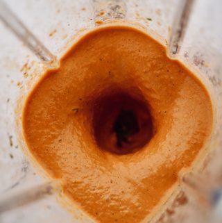 Salsa de pimentón