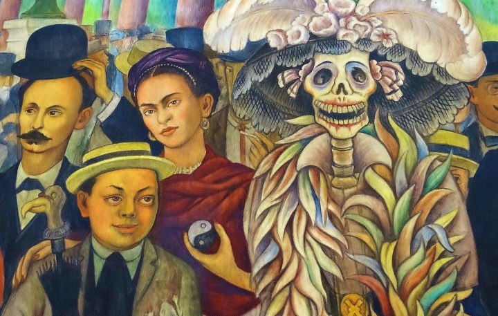 The Surreal Movement Among Communist Mexican Artists