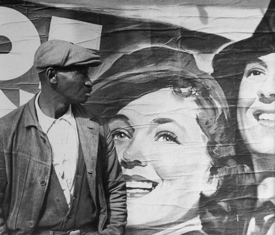 Street Scene (1936) by Walker Evans