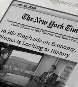 A salvação dos jornais pode estar em abandonar o papel