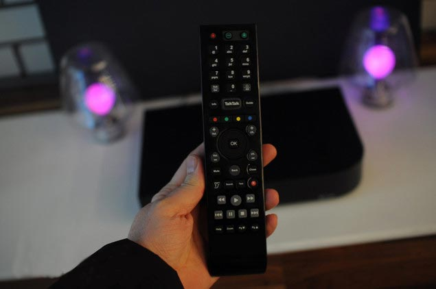 Talk Talk YouView Remote