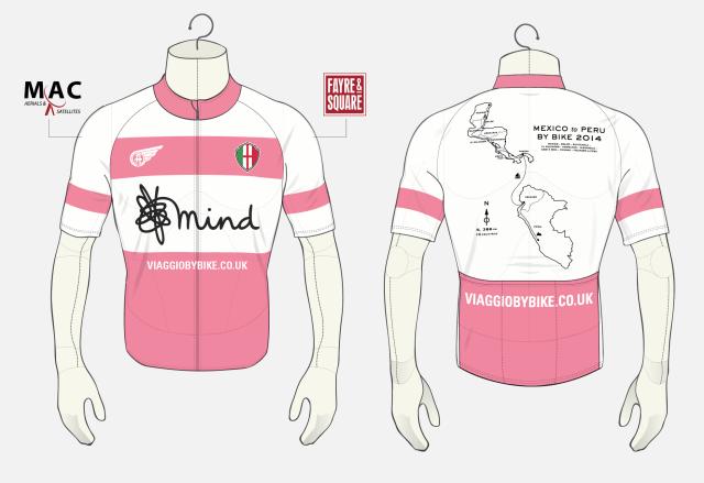 Viaggio By Bike Jersey