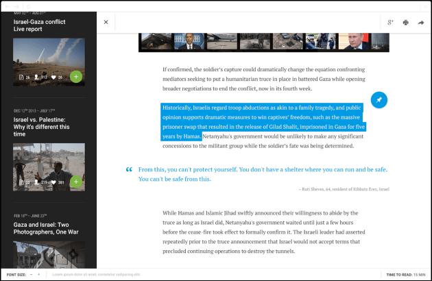 Google concept sur Mac Aficionados