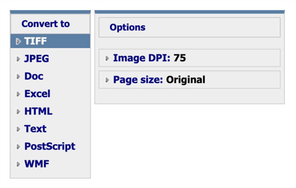Online PDF Converter
