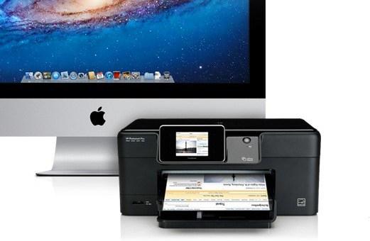 Menambah Pencetak ke Mac