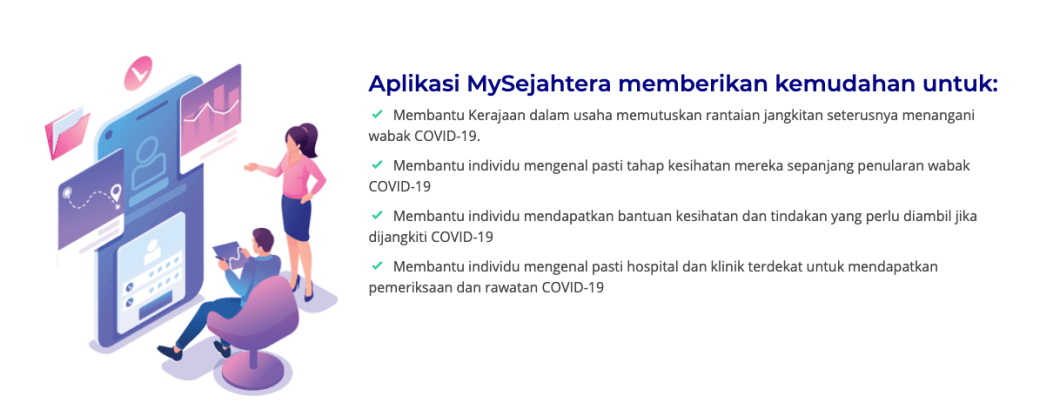 mysejahtera covid19 malaysia