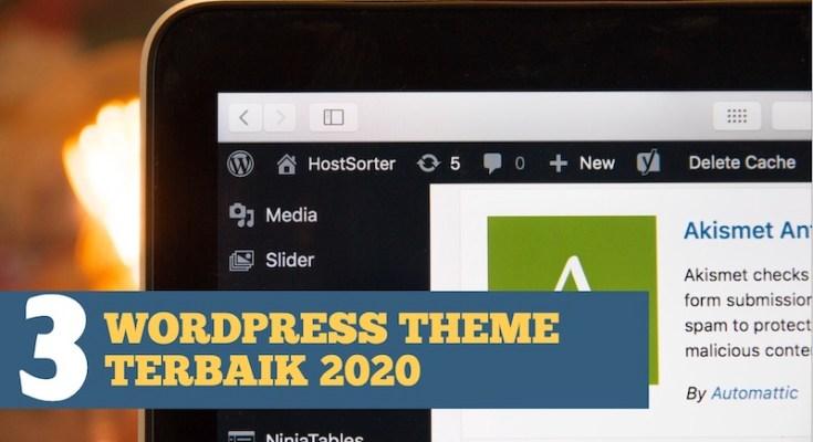 wordpress theme terbaik 2020