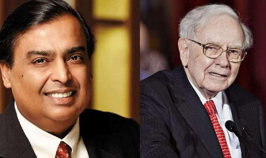Lelaki terkaya di India kini lebih kaya daripada Warren Buffett