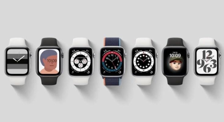 apple watch baru 2020