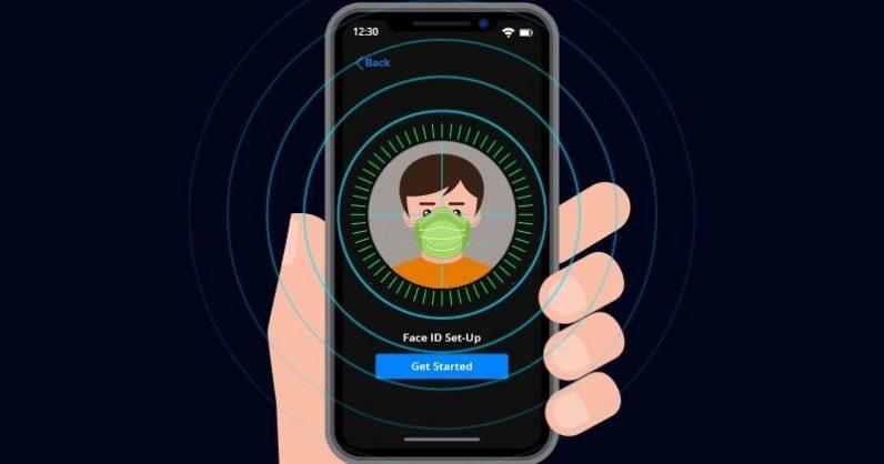 Cara Unlock iPhone Anda Dengan Face ID Semasa Memakai Topeng (Mask)