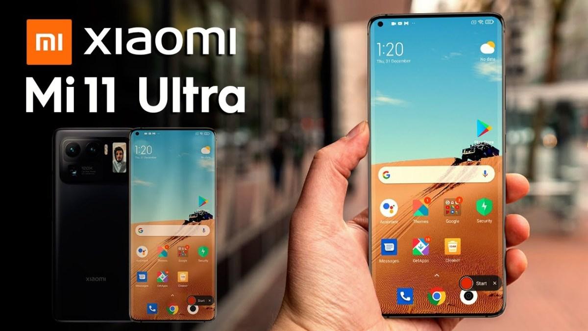 Xiaomi Mi 11 Ultra malaysia