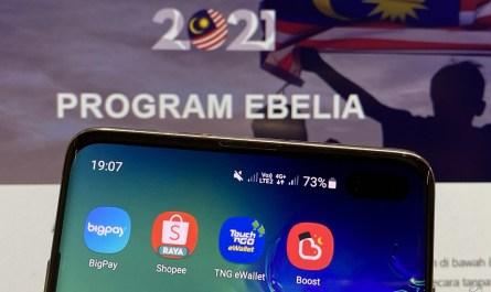 Kredit E-Wallet eBelia RM150