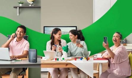 Maxis Melancarkan Plan Keluarga Baru; Data Tanpa Had Untuk Internet Rumah Dan Empat Talian Mudah Alih Daripada RM299