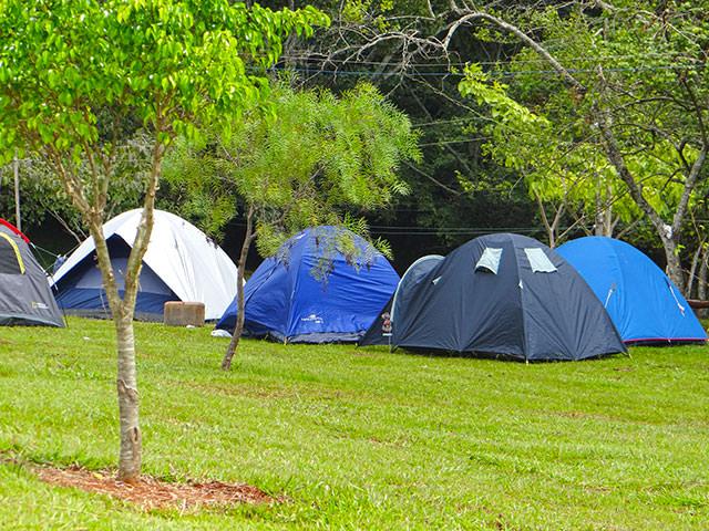 camping cachoeira 3 quedas-Brotas-SP