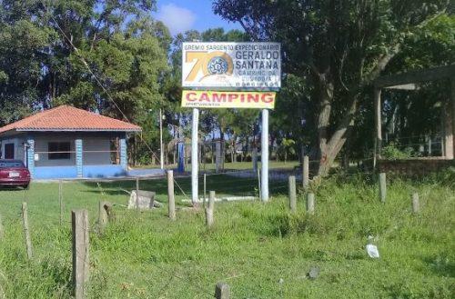Camping da Custódia do Grêmio Geraldo Santana