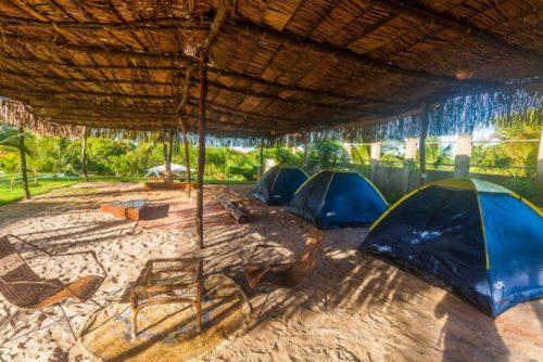 Camping Espaço Sal e Luz