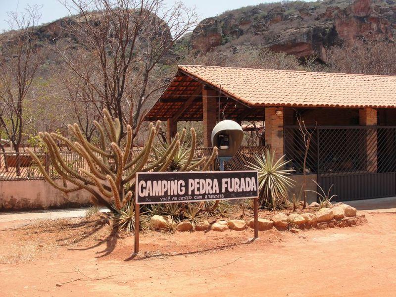 Camping Pedra Furada