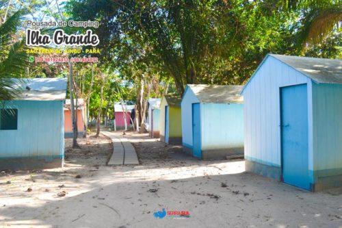 Camping Ilha Grande-São Felix do Xingu-PA-4