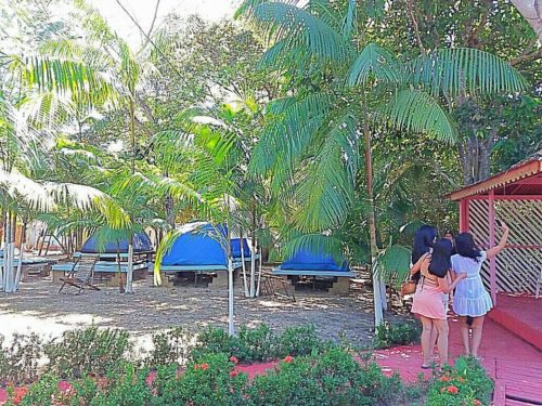 Camping Ilha Grande