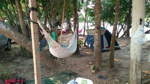 Camping Chácara Silverado – Rio Machado