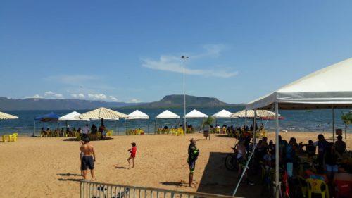 Camping Praia do Segredo