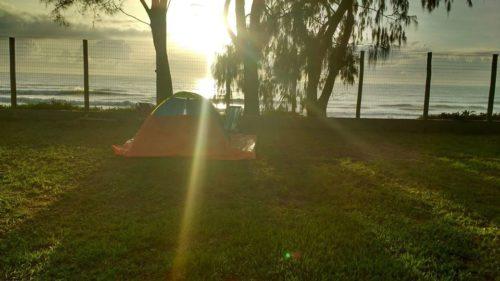 Camping Morro das Pedras Surf