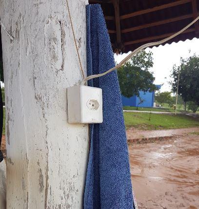 Camping Improvisado - Lago Bom Sucesso - Jataí 6