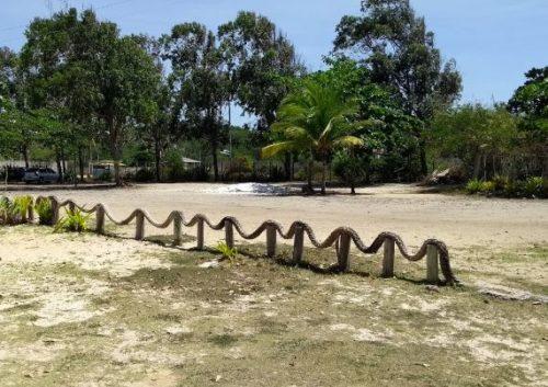 Apoio RV - Cabana Deck da Barra - Alcobaça-ba-4